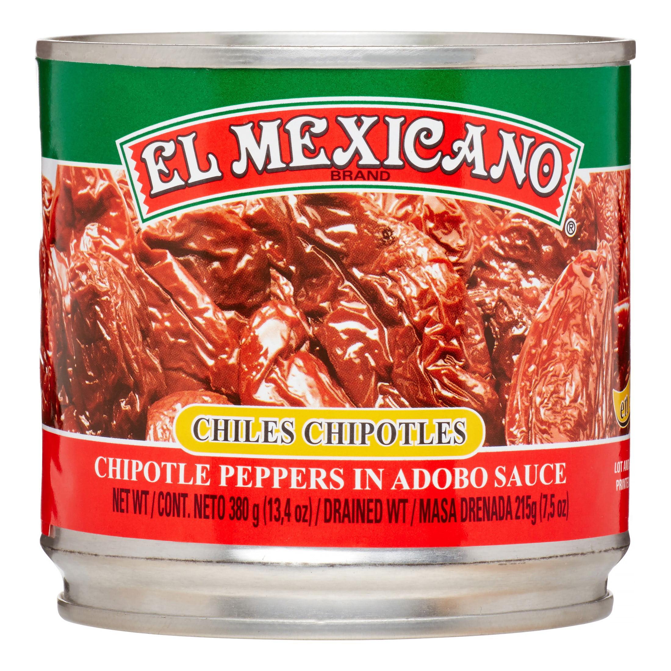 El Mexicano, Chipotle Pepper, 13.4 oz by El Mexicano