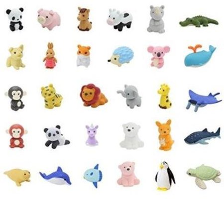 Stuffed Animals Beanie Boos Bundle Set of 12 Clips Keychains Plush Toys  Party Favors with 12 Animal Puzzle Erasers and 12 Gift Bags - Walmart.com 668c8af07015