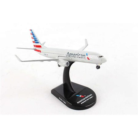 Postage Stamp Planes PS5815-2 1-300 AA American Airlines Boeing 737-800  Model Airplane