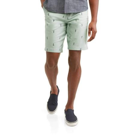 Men's Flat Front Shorts