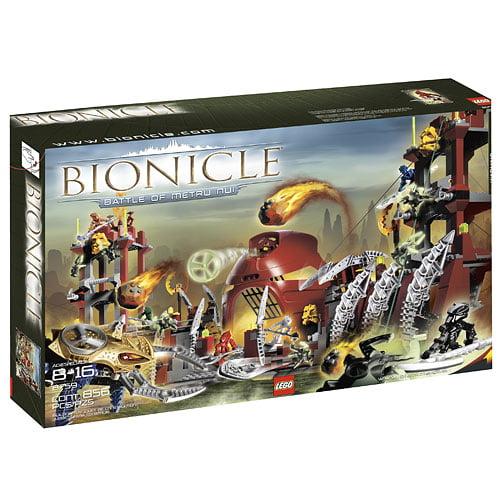 Bionicle Battle of Metru Nui Set LEGO 8759