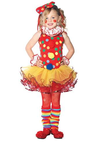 Clown Girl Costume Toddler