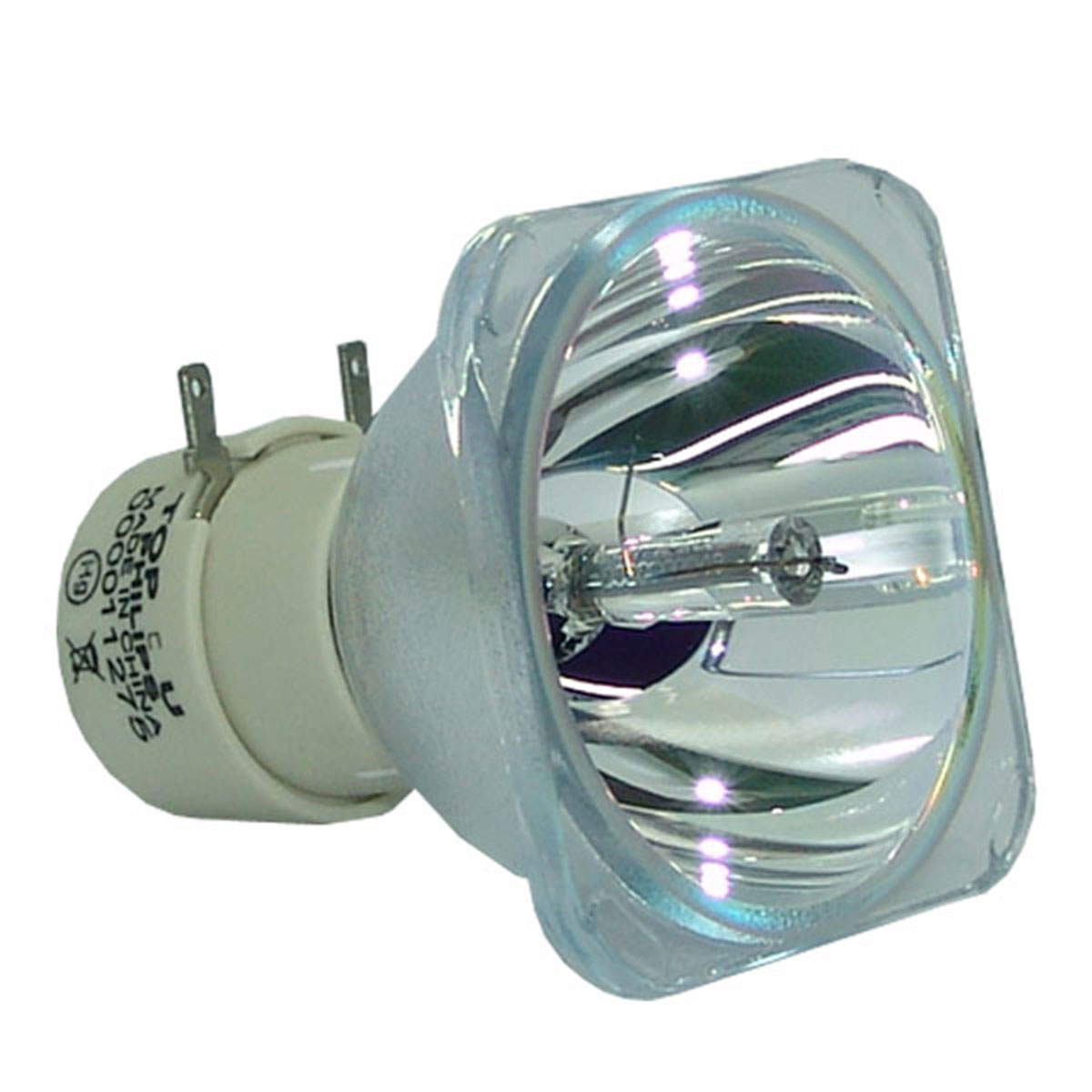 Original Philips Projector Lamp Replacement for BenQ MP514 (Bulb Only) - image 4 de 5