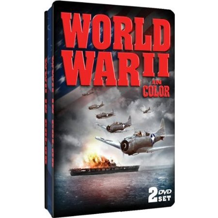 World War II in Color ( (DVD))