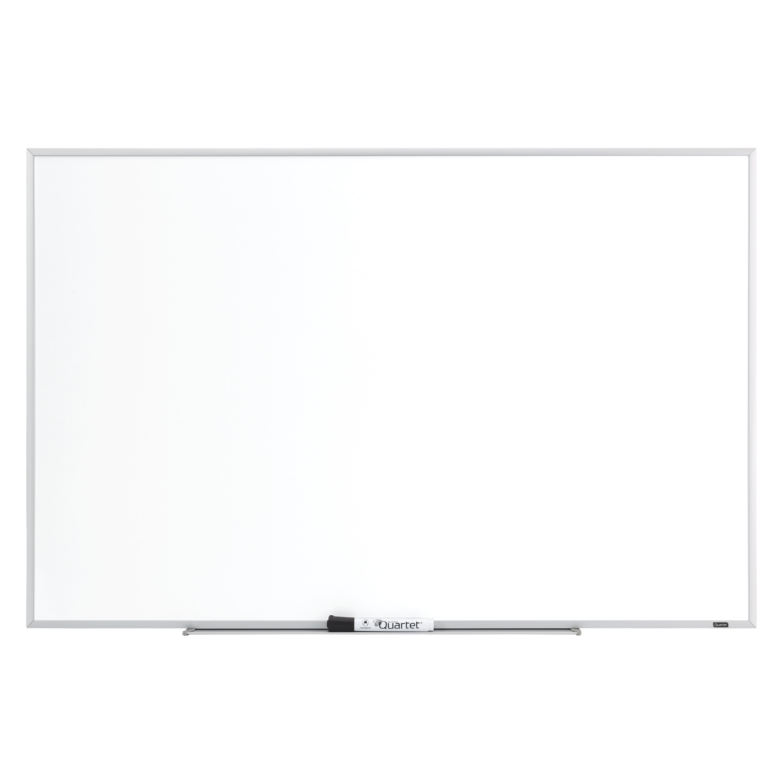Quartet Dry-Erase Board, 2' x 3', Silver Aluminum Frame (75123) by ACCO BRANDS