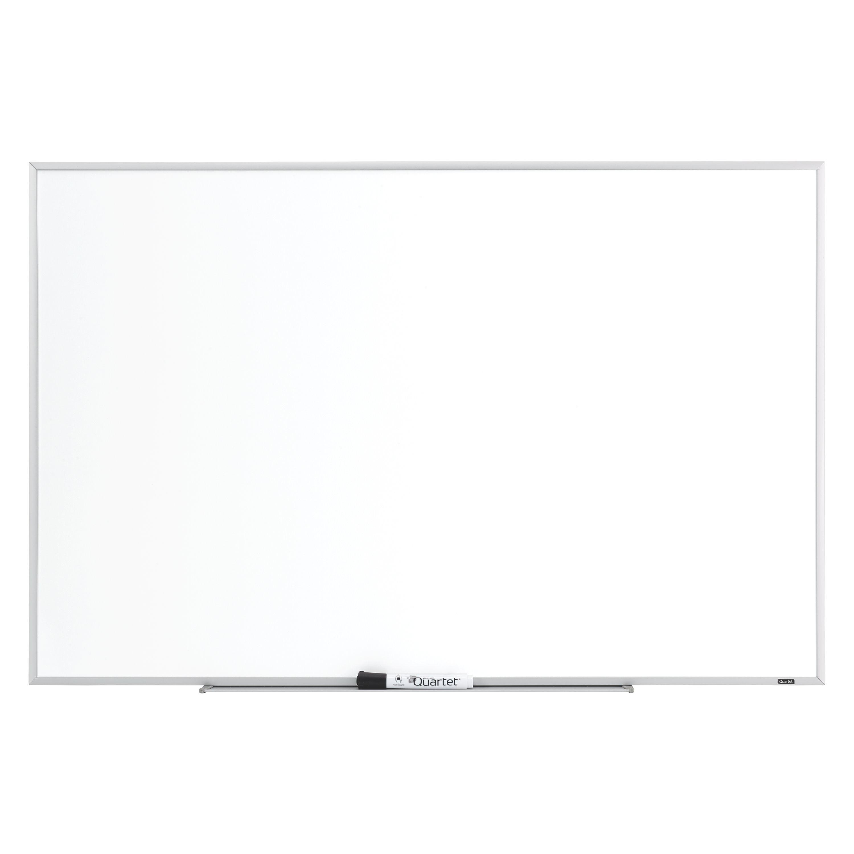 Quartet Dry-Erase Board, 2' x 3', Silver Aluminum Frame (75123)
