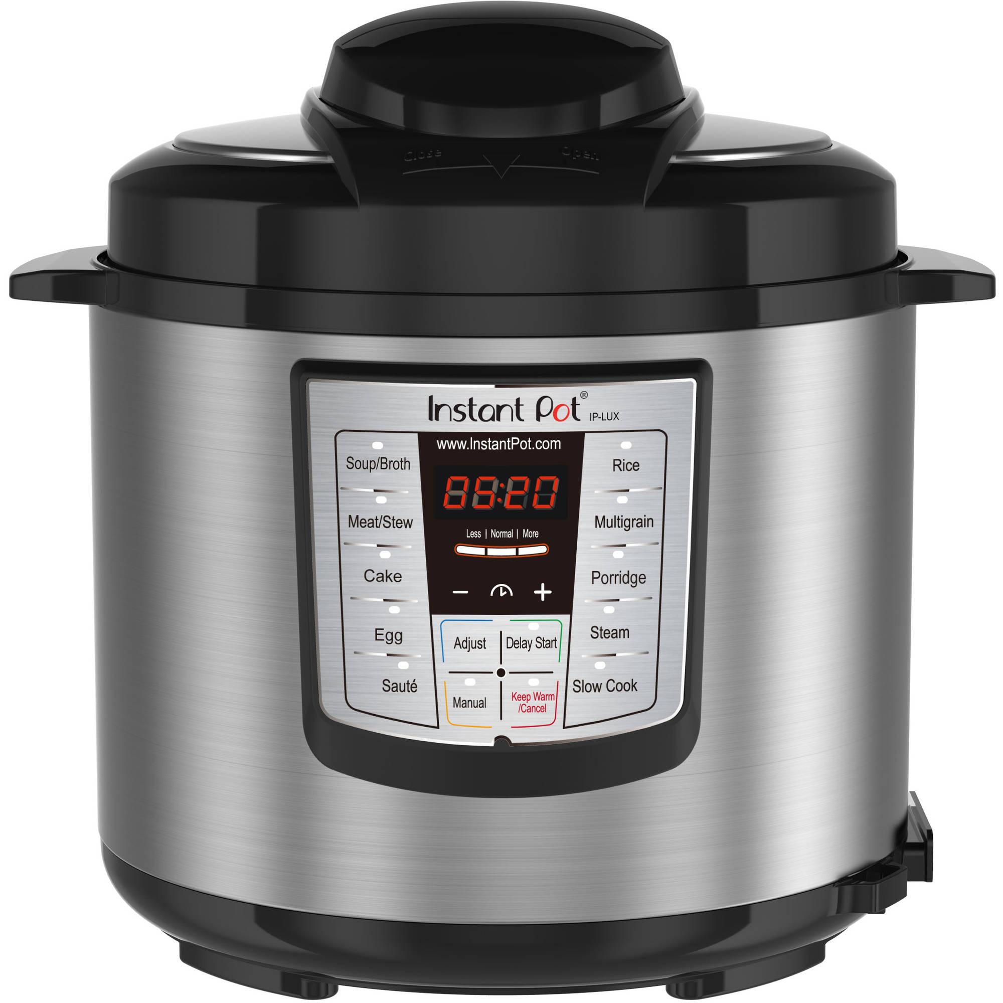 Instant Pot 6 Quart Pressure C...