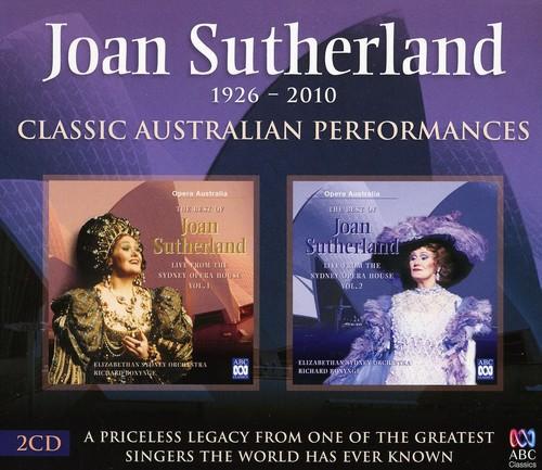 Joan Sutherland - Classic Australian Performances [CD]