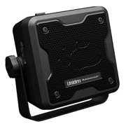 Uniden (BC23A) Bearcat 15-Watt Amplified External Communications Speaker. Durable Rugged Design, Perfect for Amplifying Uniden Scanners, CB Radios, and Other Communications Receivers, Blac