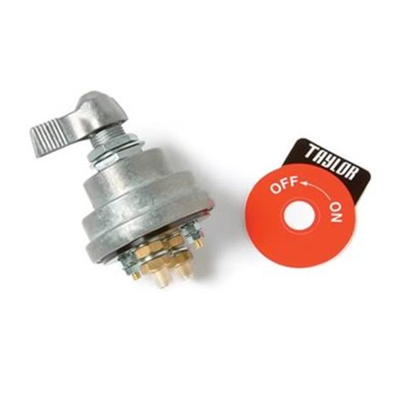 TAYLOR CABLE 1033 Battery Disconnect Switch, 180 Amp (Taylor Amps)