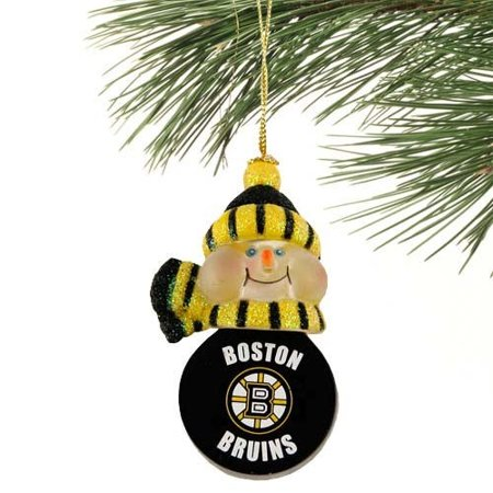 Boston Bruins All-Star Light Up Snowman - Bruins Light