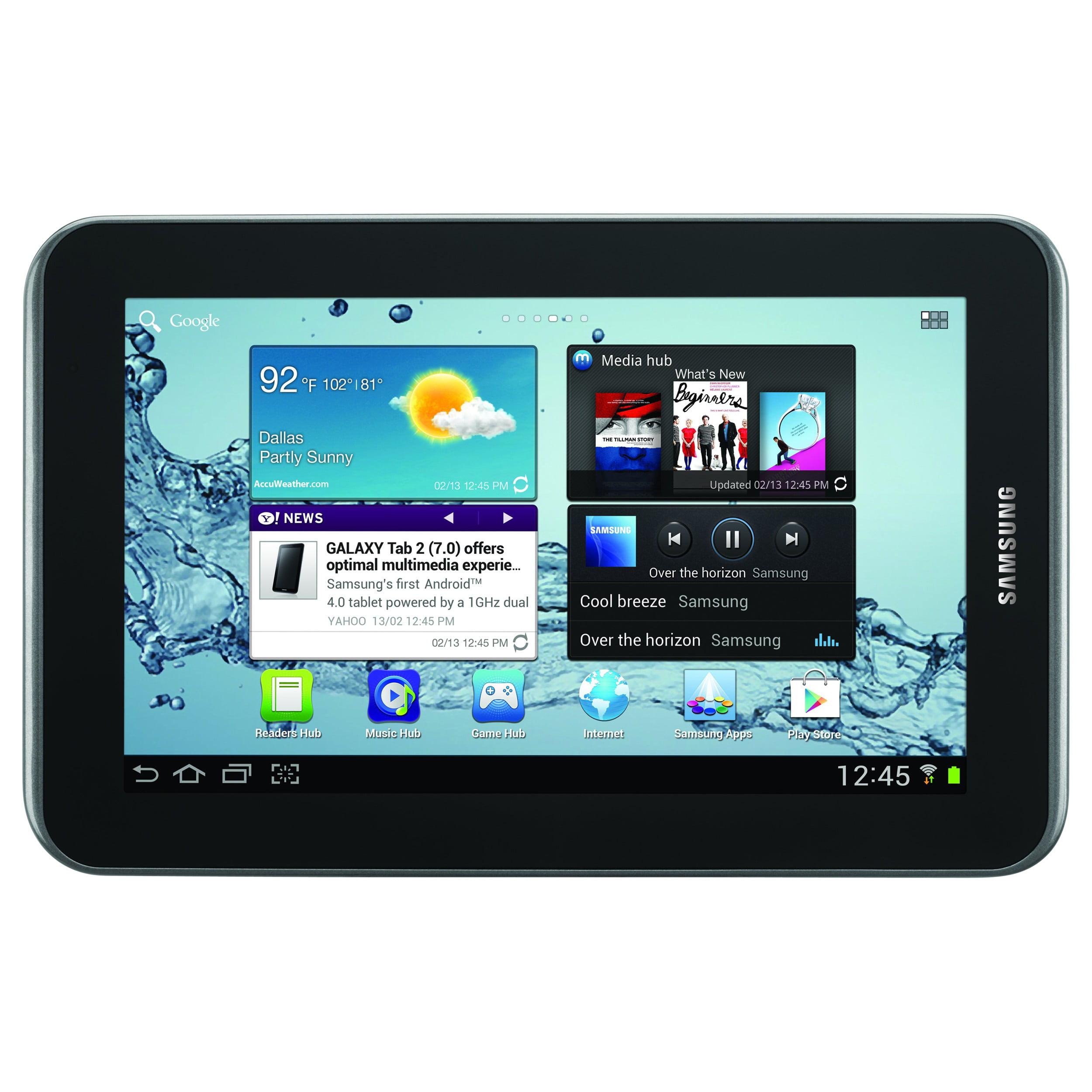 Samsung Tab 2 7.0 Lte Verizon