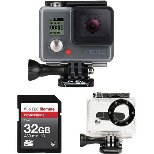 GoPro Camera with KAYATA GoPro Accessories Bundle