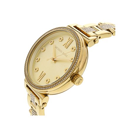 Michael Kors Women's Sofie Watch - Gold / Gold / Gold - image 2 of 3