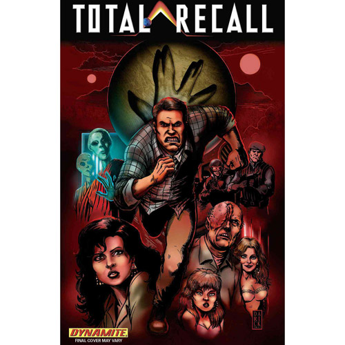 Total Recall, Volume One: Life on Mars