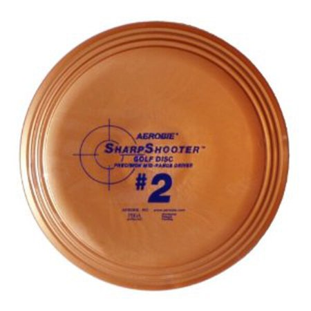 Sharpshooter #2 Mid Range Driver Golf Disc