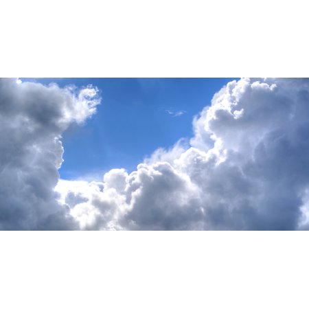 Fluorescent Light Covers >> Fluorescent Decorative Ceiling Light Covers 2ft X 4ft Film Rolling Clouds Sky