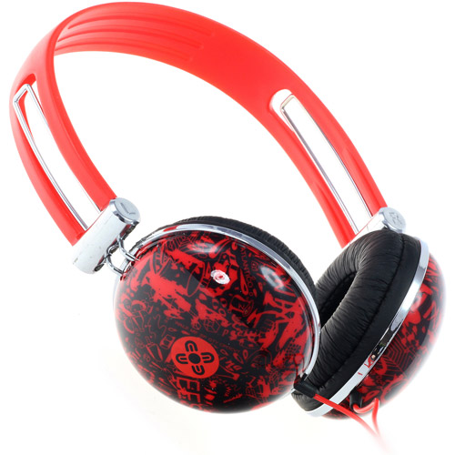 Moki Dome Headphones, Assorted Colors