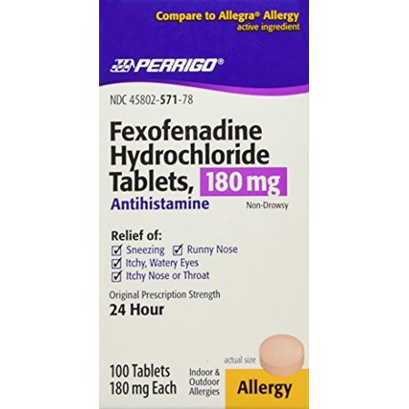 cheapest fexofenadine