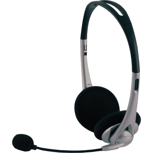 """GE/RCA JAS98974G Ge Voip Stereo Headset"""