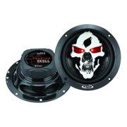 Boss Audio SK653 Phantom Skull 6.5' 3-way 350-watt Full Range Speakers