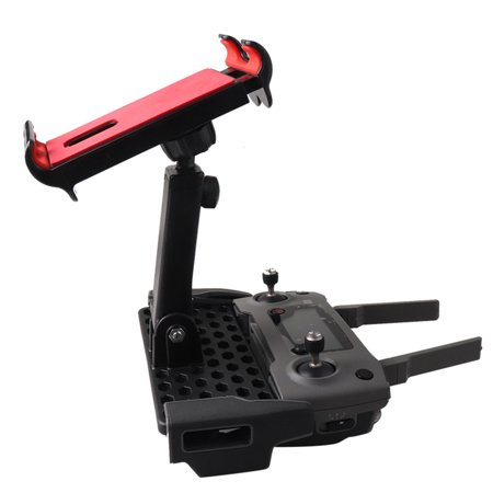 "babydream1 360 Degree Rotating Remote Control 4""""-12"""" Smartphone Tablet Holder Mount Bracket for DJI Mavic 2 - image 7 of 9"