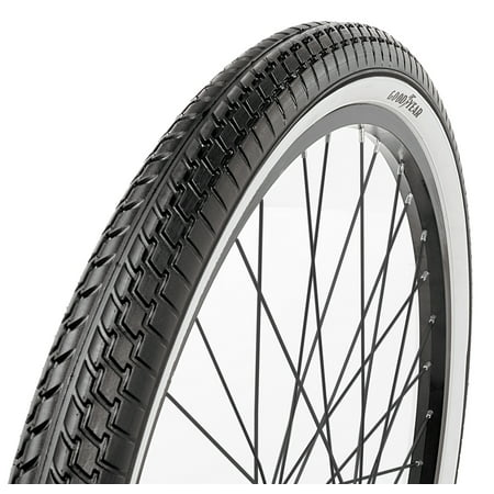 Steel Bike Tire - Good Year Cruiser 26