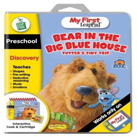 BEAR IN THE BIG BLUE HOUSE PRE K