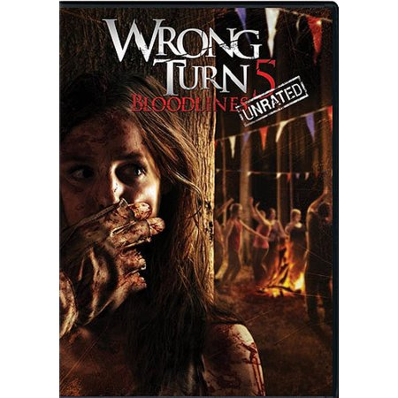 Wrong Turn 5 Bloodlines (Unrated) (DVD)