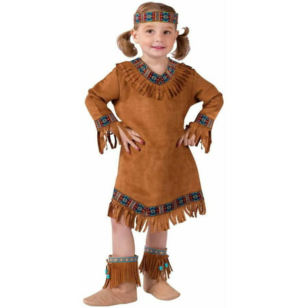 Native American Toddler Halloween Costume
