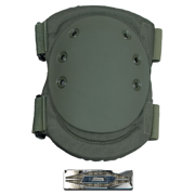 Damascus DKPOD Imperial Hard Shell Knee Pads OD Green