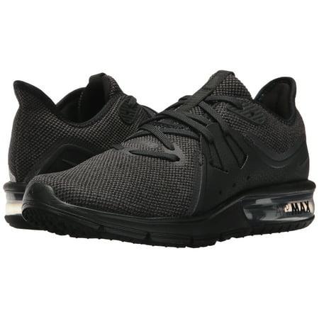 85dbbabe2c4d Nike - NIKE 908993-010   Air Max Sequent 3 Womens Running Shoes Black (6  B(M) US) - Walmart.com