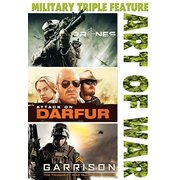 Art of War Military Triple Feature ( (DVD)) by Koch International