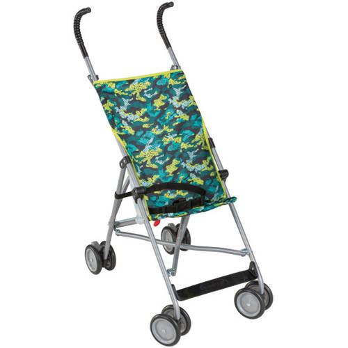 Cosco Umbrella Stroller, Neon Camo
