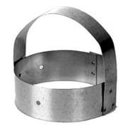 "Metalbest FX5-PD Aluminum 5"" Stainless Steel Aluminum Pull Down Installation Cone"