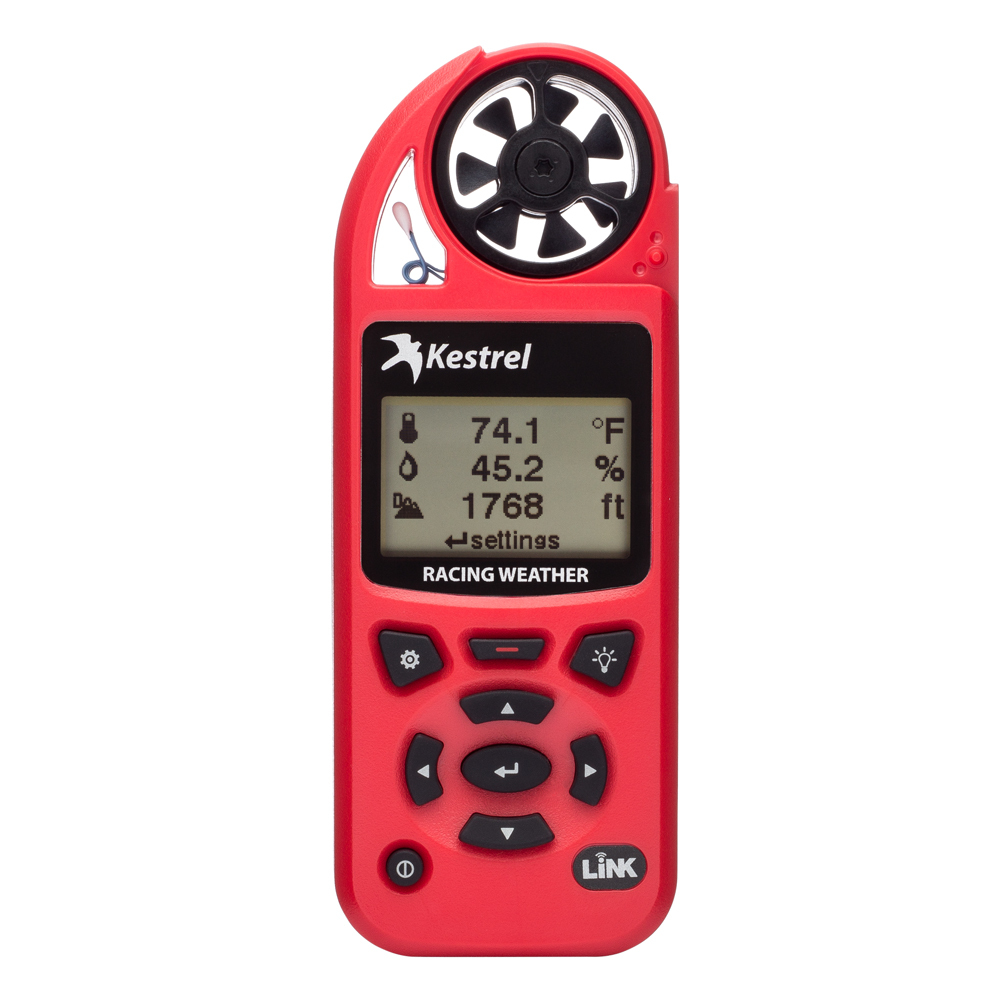 KESTREL 5100 RACING WEATHER METER W/LINK CONNECTIVITY -