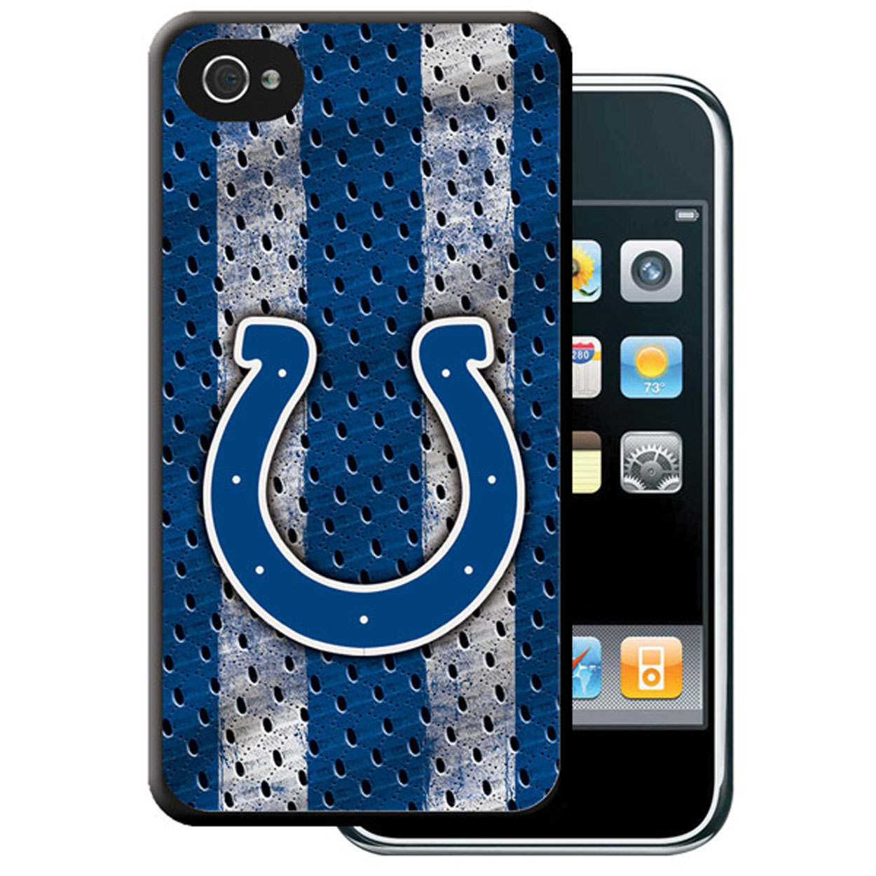Iphone 4/4S Hard Cover Case - Indianapolis Colts