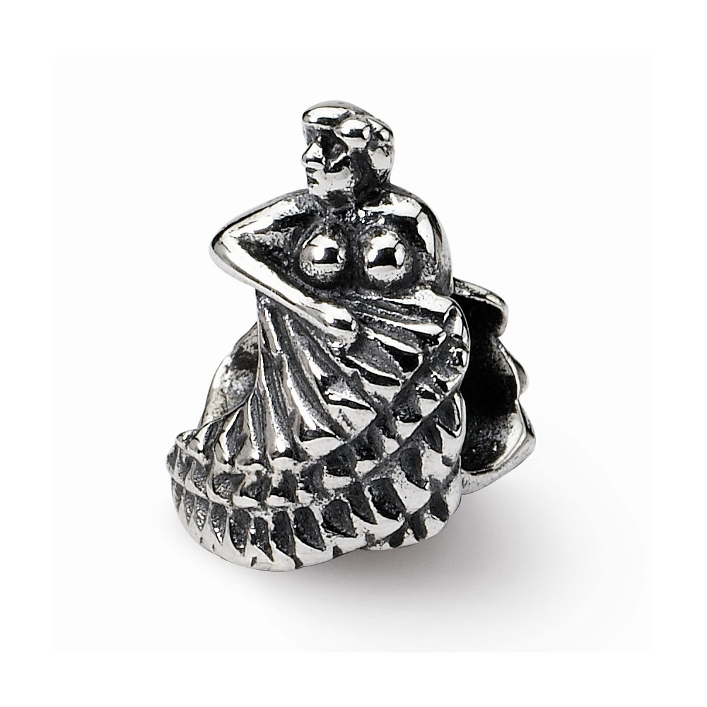 Sterling Silver Reflections Flamenco Dancer Bead