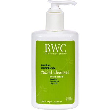 Beauty Without Cruelty Facial Cleanser Herbal Cream - 8.5 fl oz ()