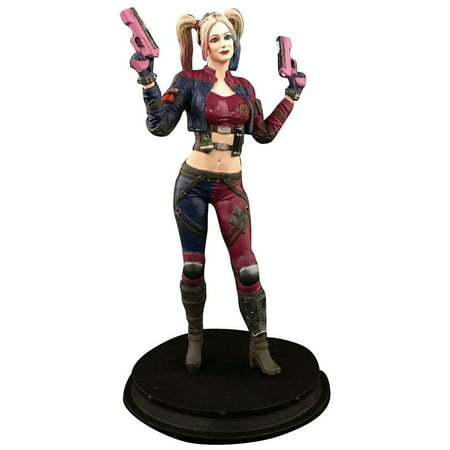 DC Injustice 2 Harley Quinn Collectible Statue [Pink Costume]
