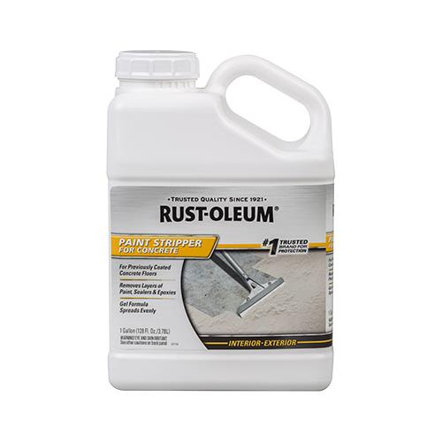 Rust-Oleum 310984 GAL Concentrate or Concentrated or Concrete Paint Stripper by Rust-Oleum