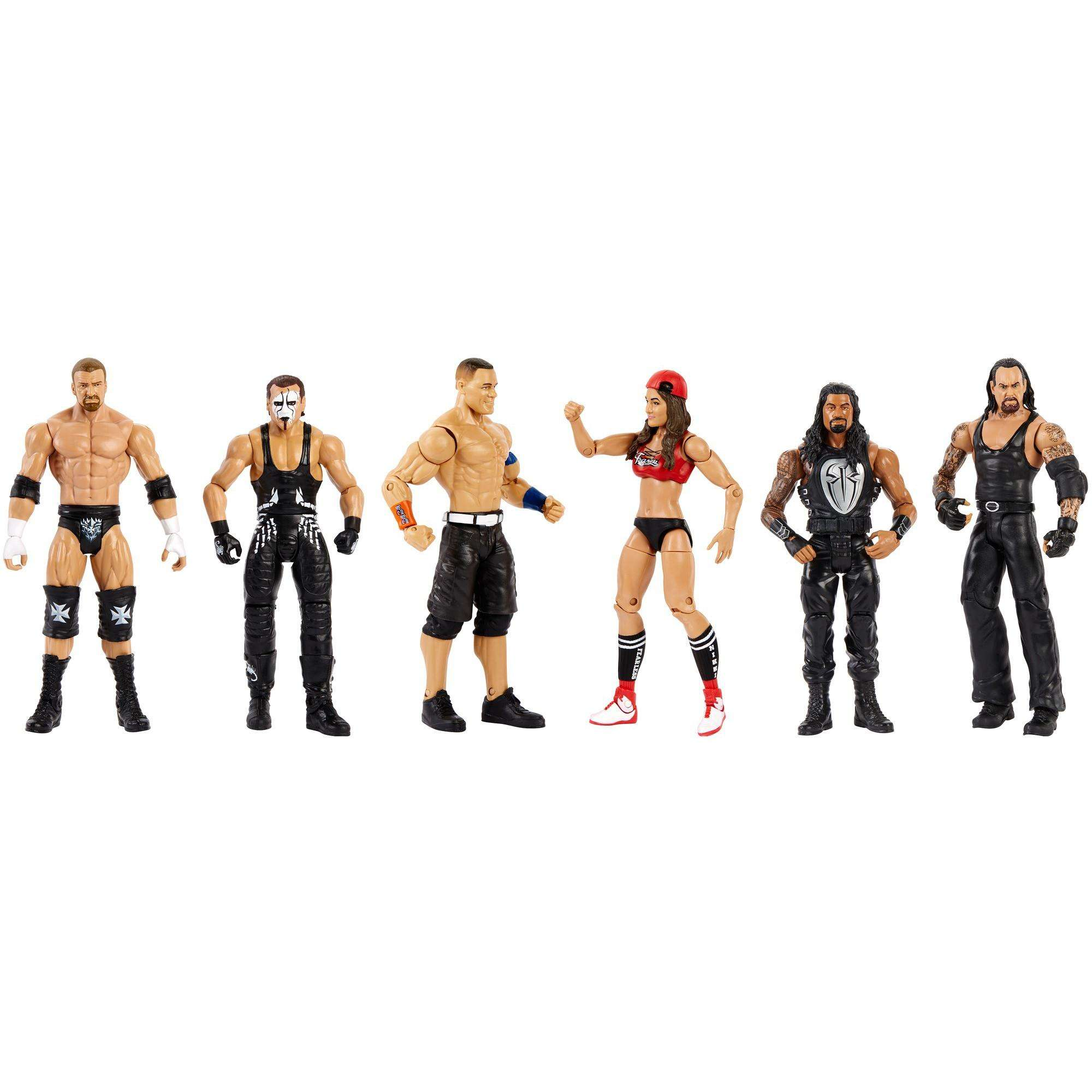 WWE Wrestlemania 2-Pack Assortment