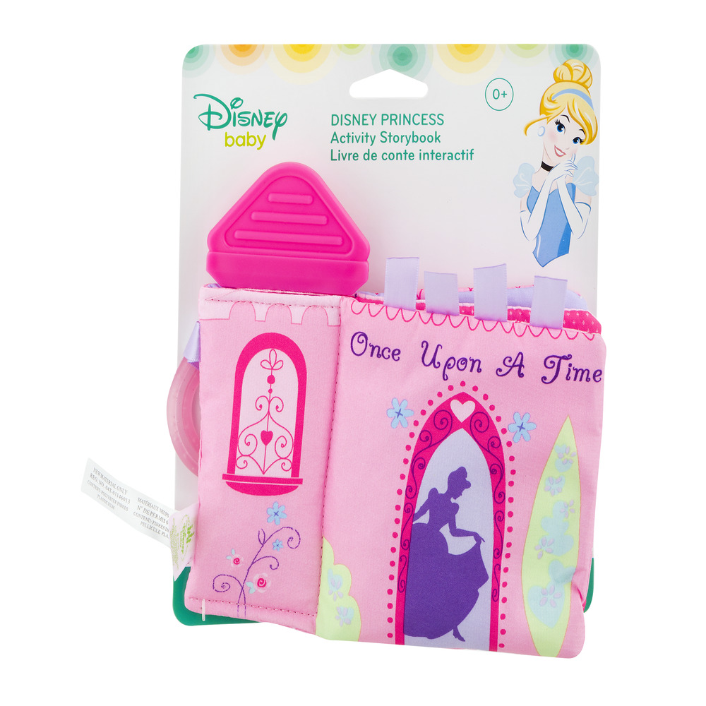 Disney Baby Disney Princess Activity Storybook 0+, 1.0 CT