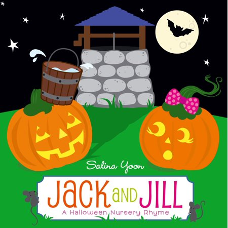Funny Halloween Poems That Rhyme (Jack and Jill : A Halloween Nursery)
