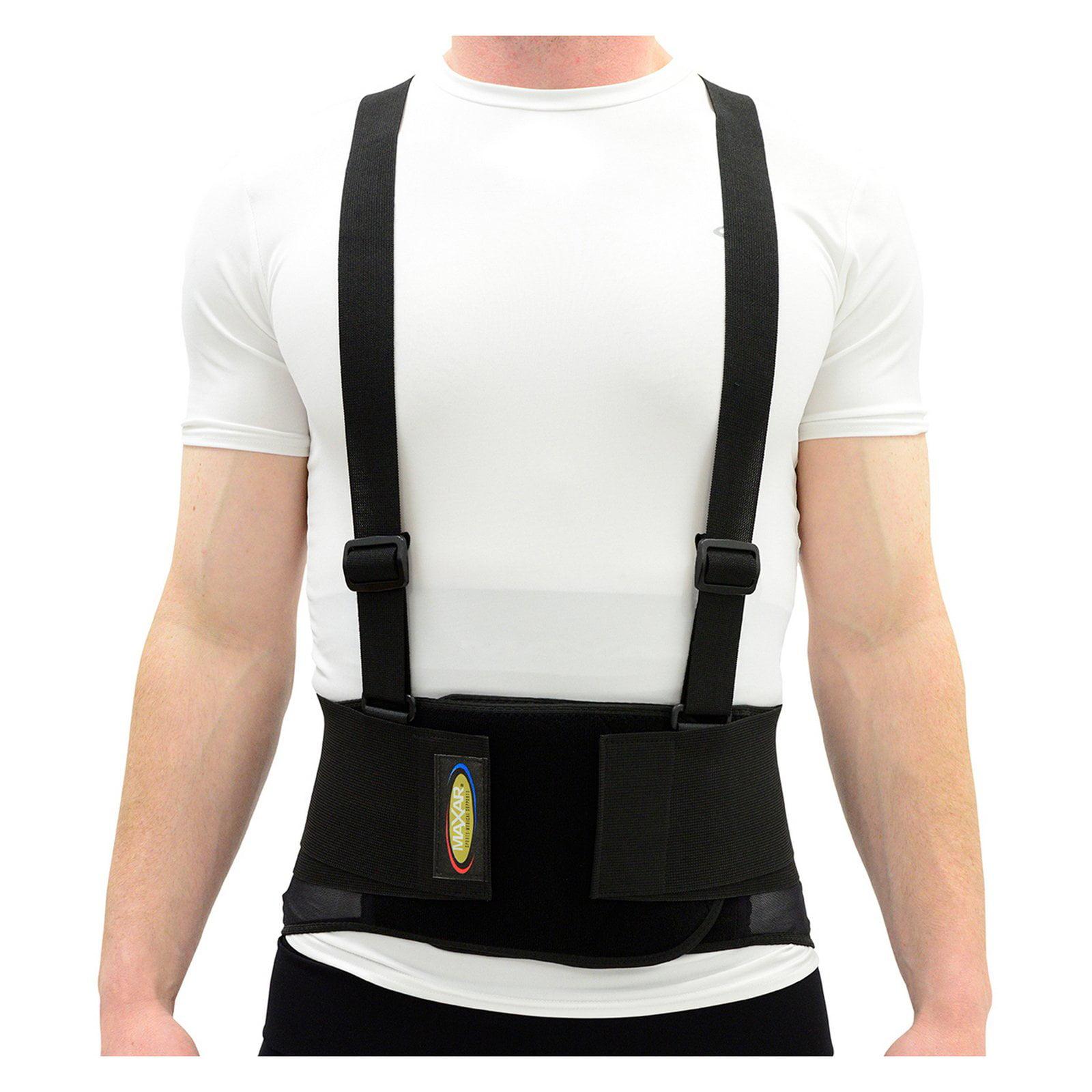 Maxar Standard Work Belt Industrial Lumbosacral Support