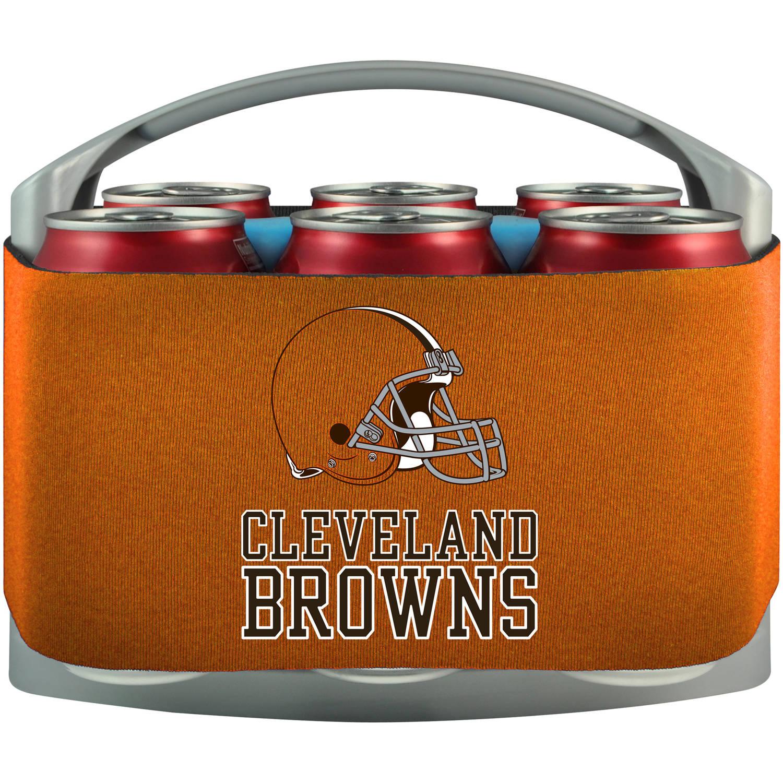 NFL Cleveland Browns Cool 6 Cooler