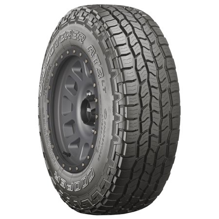 Cooper DISCOVERER AT3 LT LT265/70R17 E 121S Tire (Cooper Discoverer At3 Vs Nitto Terra Grappler G2)