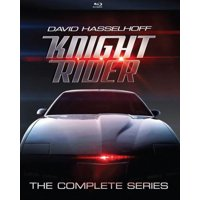 Knight Rider: The Complete Series on Blu ray