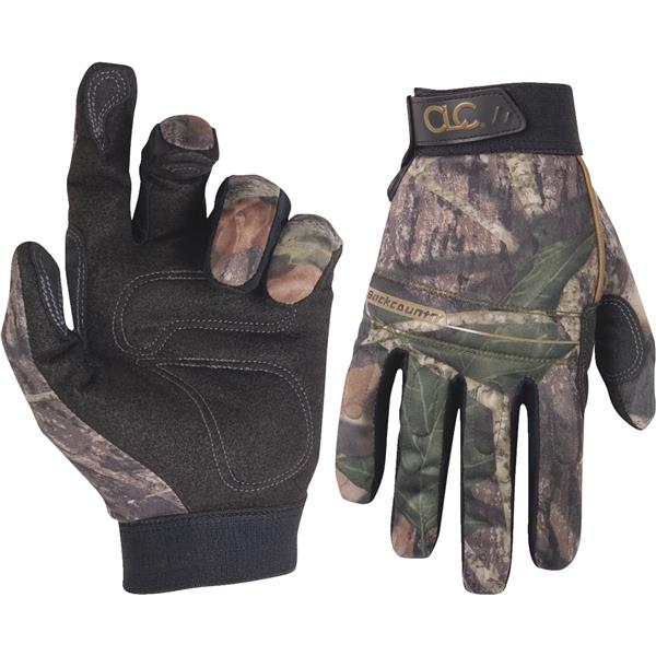 Custom Leathercraft Med Backcountry Glove M125M