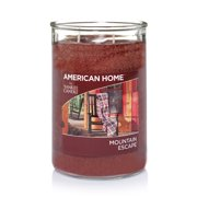 American Home by Yankee Candle Mountain Escape, 19 oz Large 2-Wick Tumbler